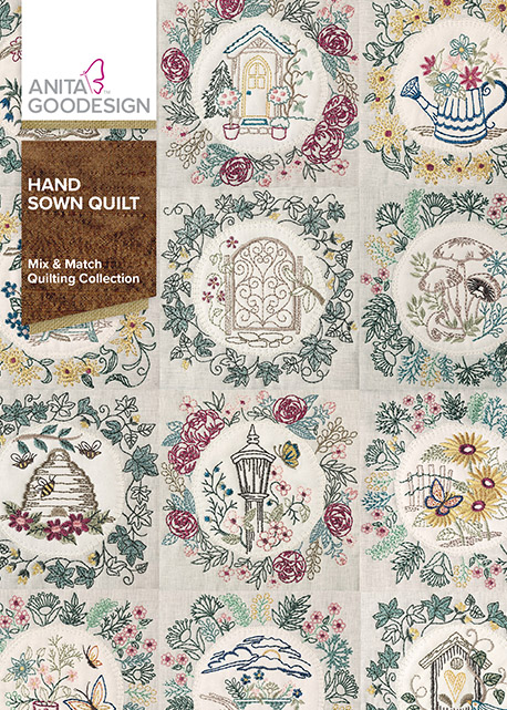 CD-Hand Sown Quilt