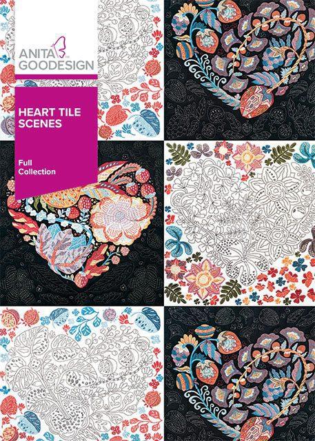 Heart Tile Scenes