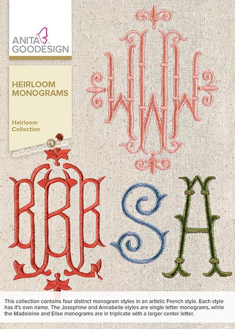 Heirloom Monograms