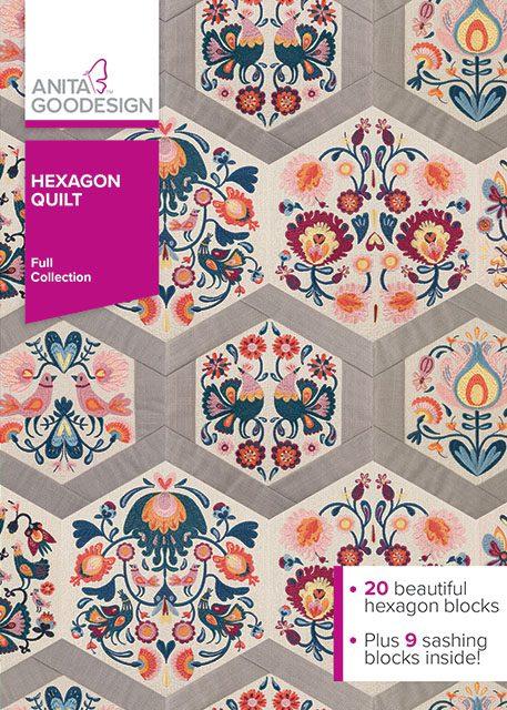 AGD Hexagon Quilt