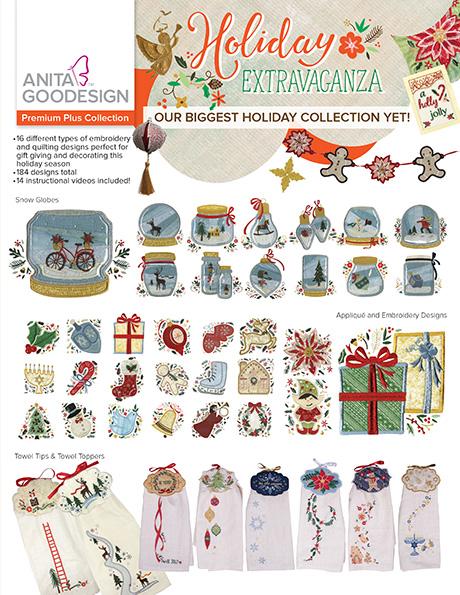 Holiday Extravaganza Premium Plus Collection