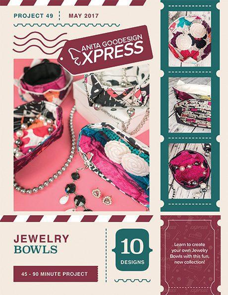Anita's Express - Jewelry Bowls