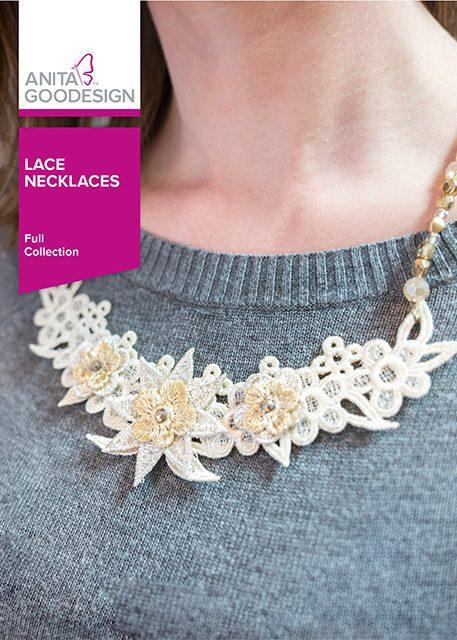 AG - Lace Necklaces