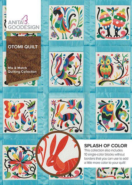 Otomi Quilt
