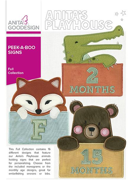 Peek-A-Boo Signs