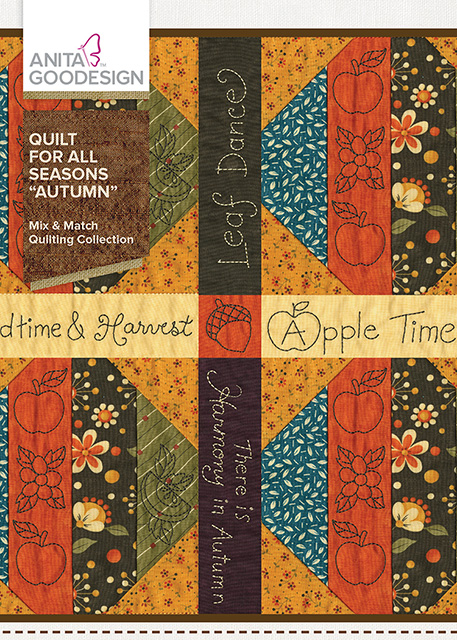 Quilt for All Seasons - Autumn