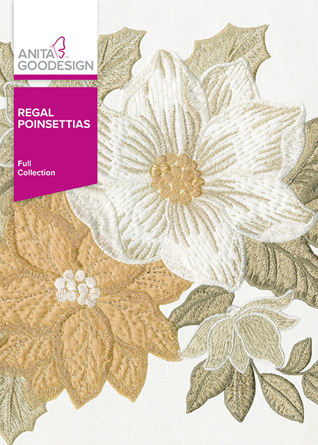 Regal Poinsettias