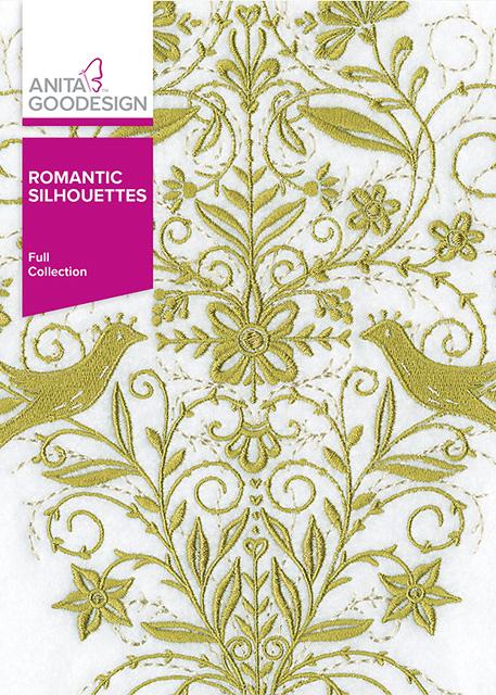 Anita Goodesign Embroidery Designs Romantic Silhouettes