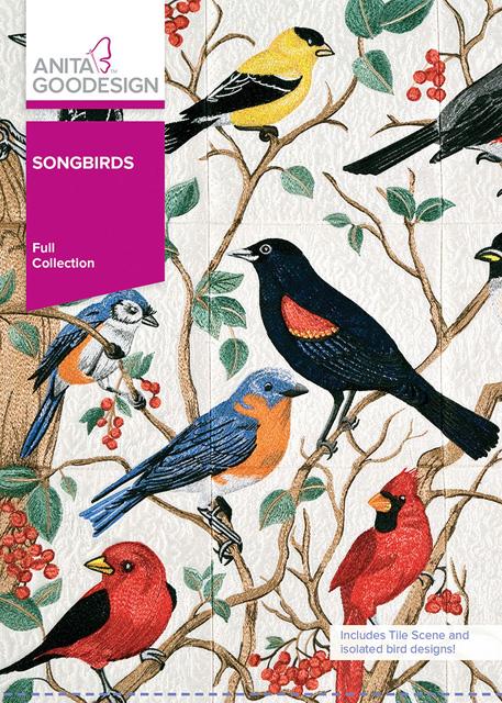CD SongBirds