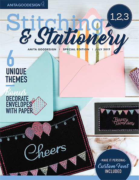 AG - Stitching & Stationery
