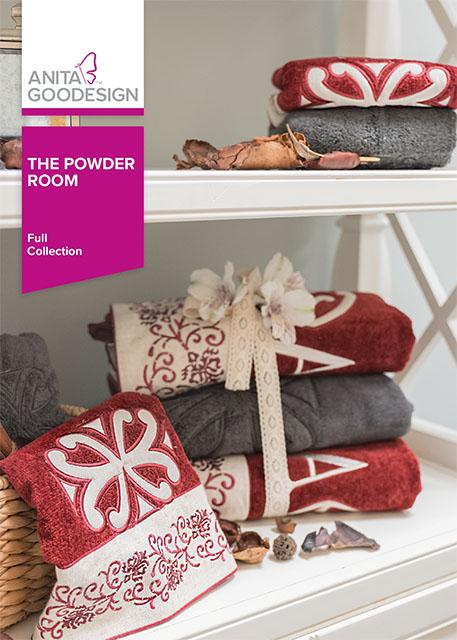 Anita Goodesign Embroidery Designs The Powder Room