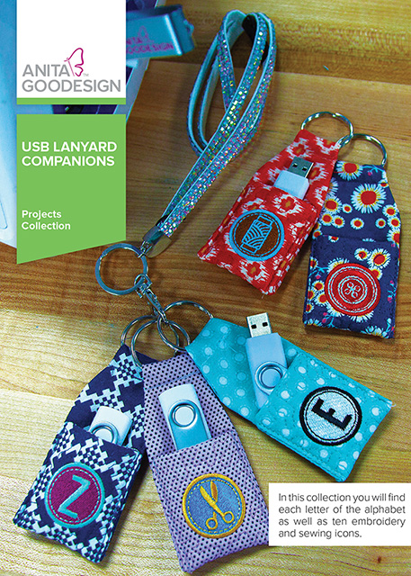 USB Lanyard Companions