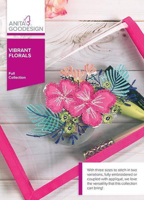AG Vibrant Florals