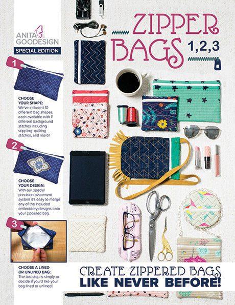 Zipper Bags 1, 2, 3