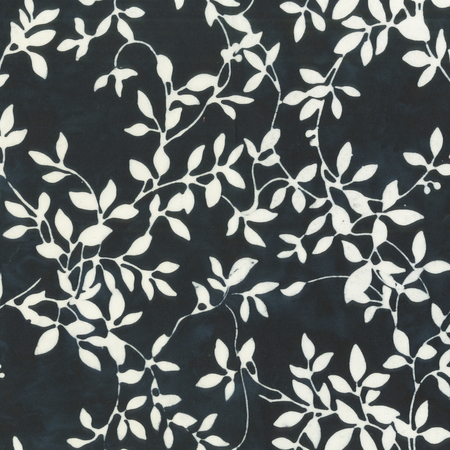 Batik- Cotton Print- Art Inspirations- Vines- Ink STH#11229232