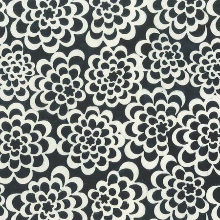 Batik- Cotton Print- Art Inspirations- Dahlia- Ink STH#11229238