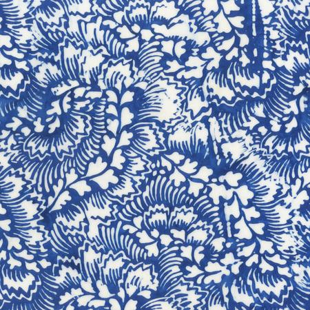 Batik- Cotton Print- Art Inspirations- Feathered- Blue STH#11229241