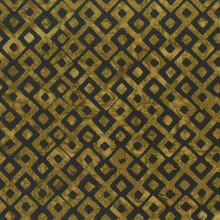 Batik- Cotton Print- Art Inspirations - Olive- Cutout- STH#11229396