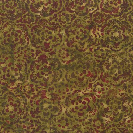 Batik- Cotton Print- Art Inspirations - Brick- Lace- STH#11229397