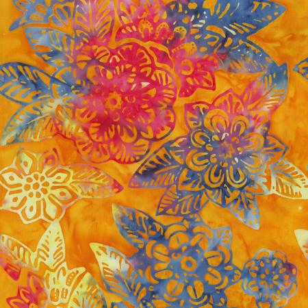 Anthology Batik Northern Blooms:2020Q-2 Rainbow