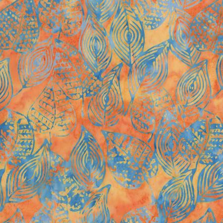 Anthology Batik 232Q-3 Orange
