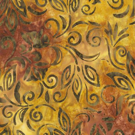 Art Inspired: The Singing Butler  Bronze Batik (#7032)