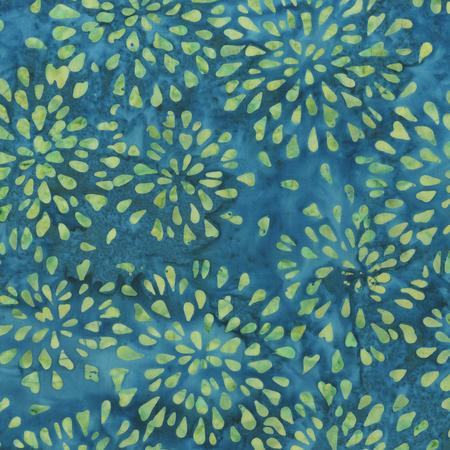 ANTH- Art Inspired: Nighthawks Blue Batik