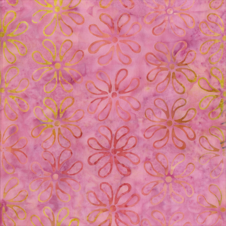 Jacqueline's Desire - Pink Batik (#7030)