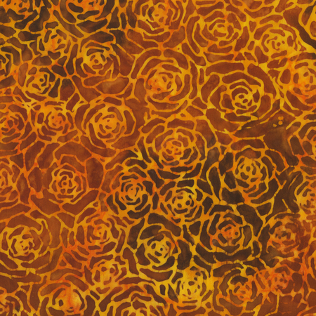 Anthology Batik Botanicals Amber 400Q-5