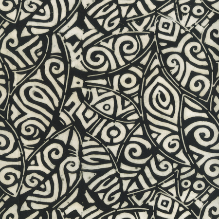 Rayon- Fashion Tribal Stamp- Zebra STH# 11229046