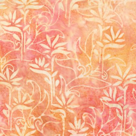 Baum Rayon Batik 503Q-2 Coral