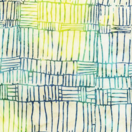 Batik- Cotton Print- Island Home- Tidepool- Gate- STH#11229414