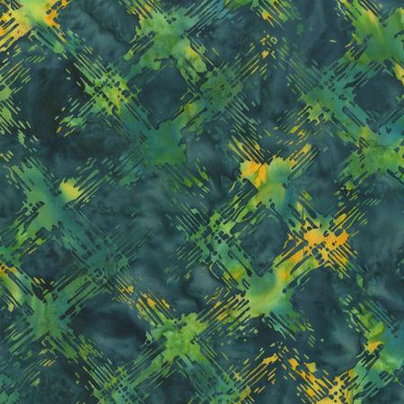 Anthology Batik 806Q-8 Green