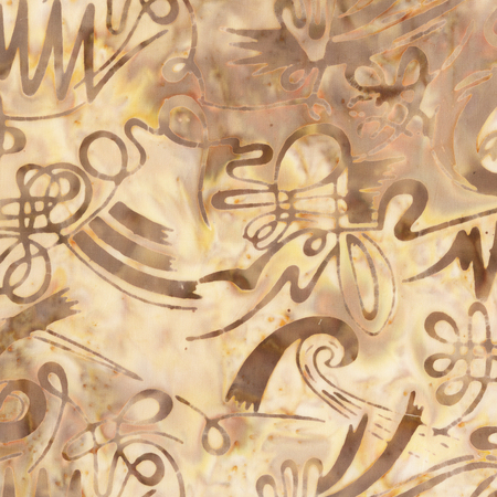 Anthology Fabrics Specialty: Signature Batiks  Parchment