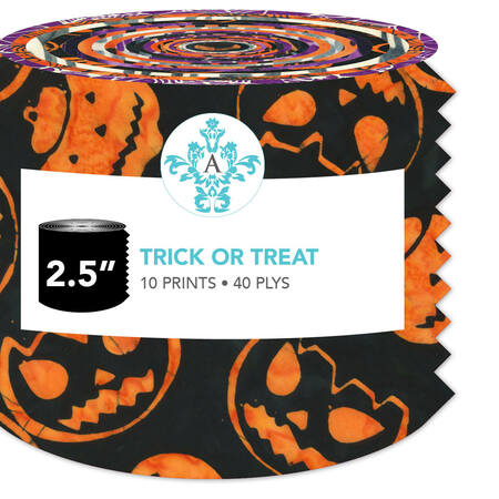 Trick or Treat: 2.5strips