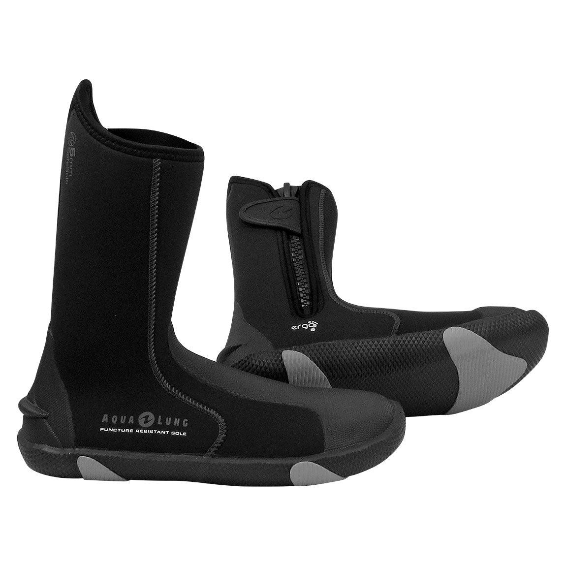 5mm Superzip Ergo Boots