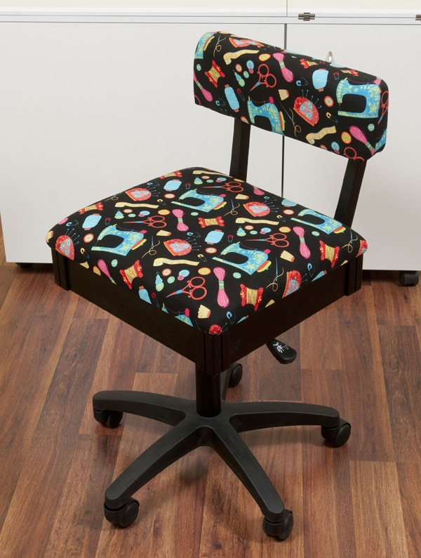 Hydraulic Sewing Chair - Sewing Notions