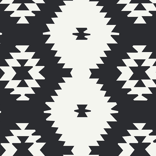 AGF Canvas C-38802 Daring Tribal Noir