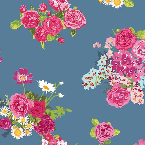Cascading Blossoms