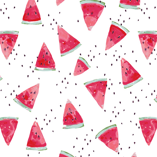 Art Gallery Fabrics Floralish FSH-17411 Waterish Melon