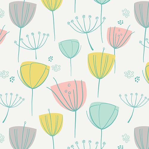 Floral Frolic Reverie