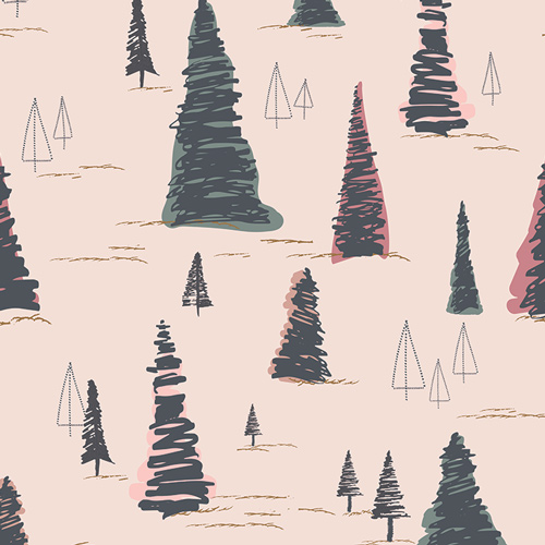 Merry & Bright - Pinetre Sparkler