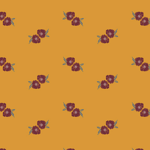 Trinkets Fusion FUS-T-1404 Flower Stamp