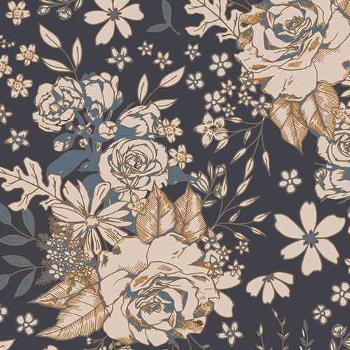 Floral Universe Trinkets