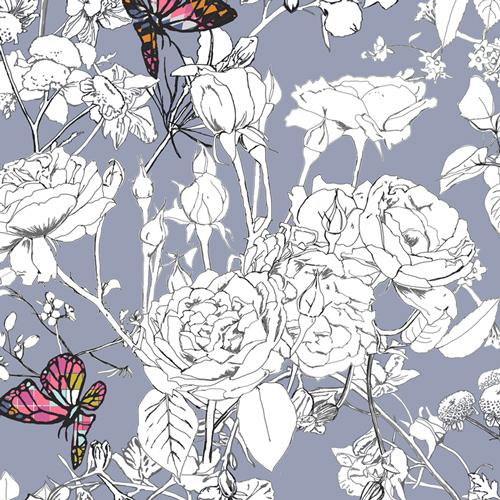 Pixelfly Eden Lilac