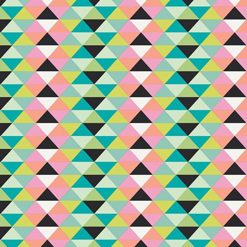 Art Gallery Fabrics Cotton - Tripixels Soft