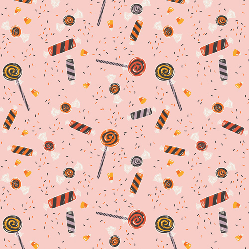 Spook N Sweet (Knit) Inside the Candy Bowl K13002