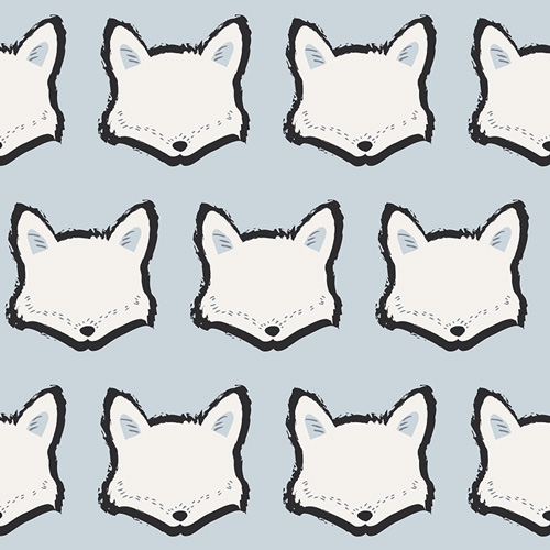 Clever Little Fox Knit