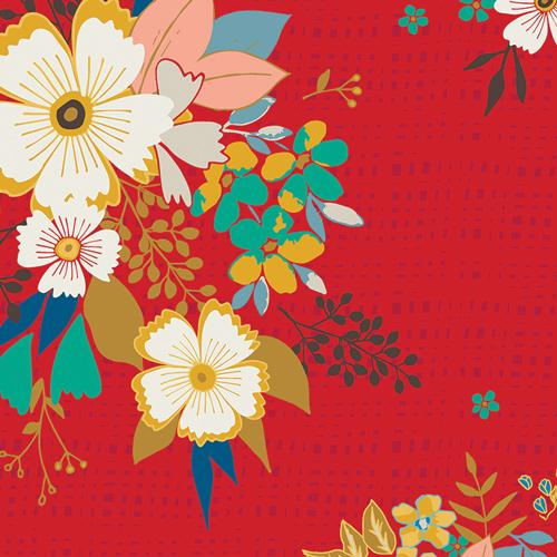 Summerdress Dreams Flare Art Gallery Rayon
