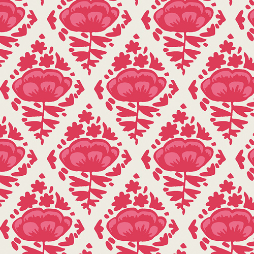 Sun Kissed Floral Pops - Cherry